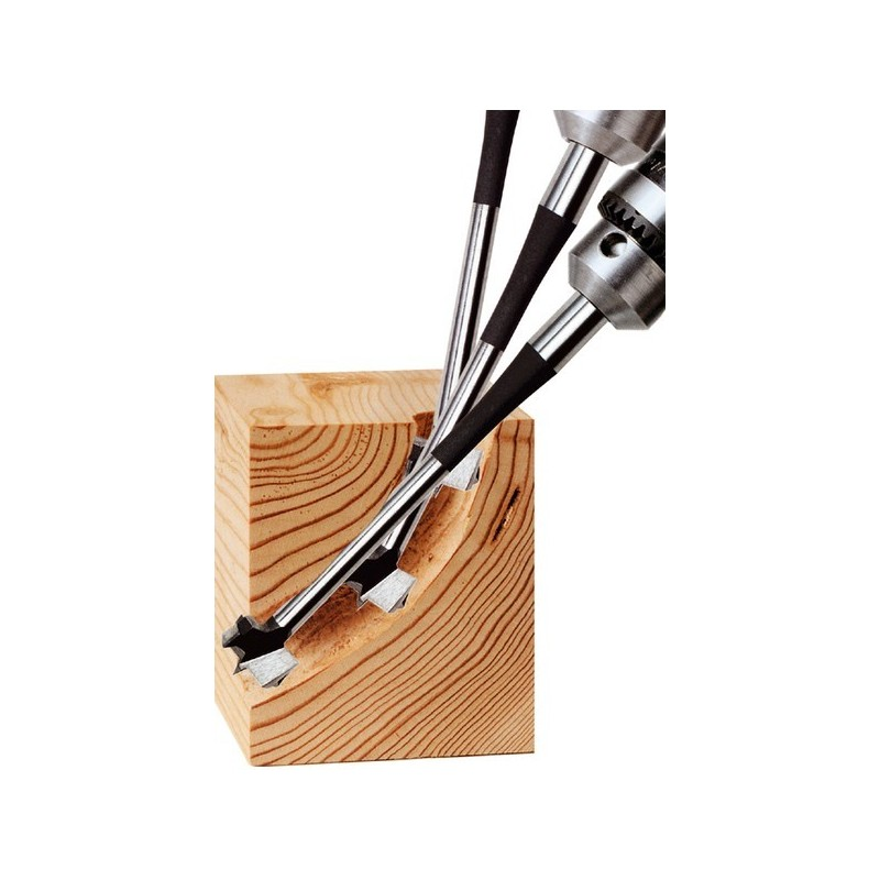 Punta 3D legno mm.25