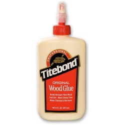 Colla alifatica Titebond original glue 8oz. (237 ml.)