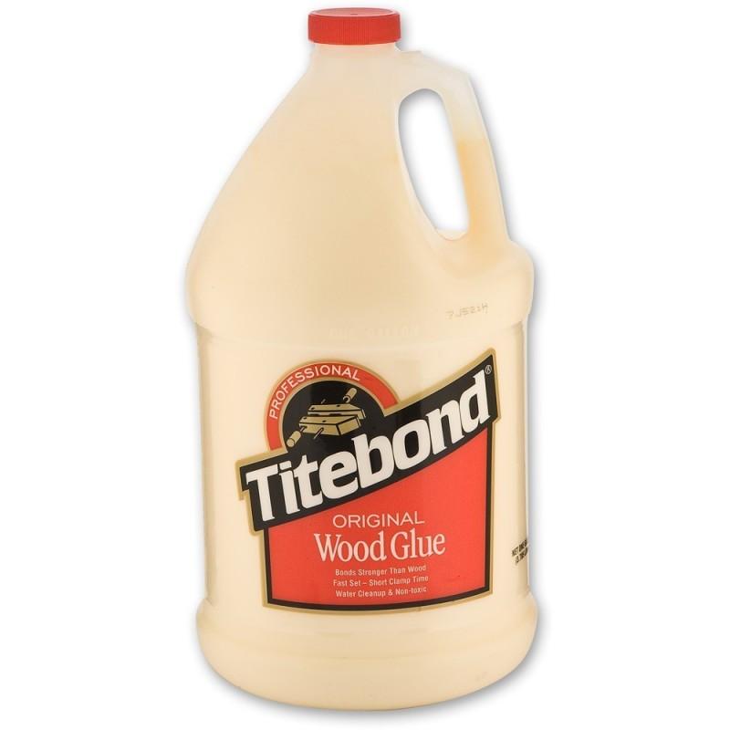 Colla alifatica Titebond original glue 1 gallone (3,8 lt.)