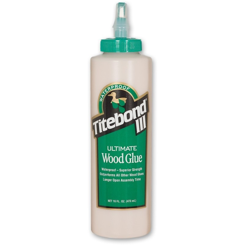 Colla alifatica Titebond Ultimate III 16oz.(473 ml.)