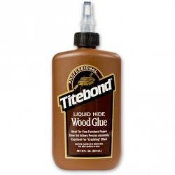 Colla animale Titebond Hide glue 8oz.(273 ml.)