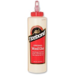 Colla alifatica Titebond original glue 16oz. 473 ml.