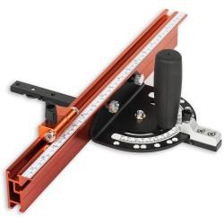 Goniometro Mitre Slot Track